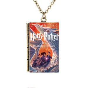 "Harry Potter and the Deathly Hallows"" new cover"